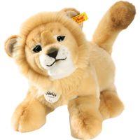 leo leon beige felpa sintetico peluches