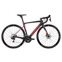 massi bikes arrow2105 disc 60 black  red matt