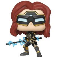funko pop marvel avengers black widow stark tech suit w gw chase