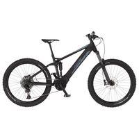 fischer bikes bicicleta electrica mtb montis 60i fully 275 one size matte black