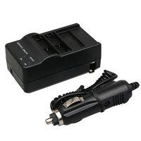 ahdbt-501 cargador de bateria cargador doble puerto para gopro heroe negro 5 camara de deporte de accion
