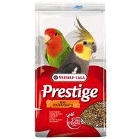 versele-laga prestige comida para cotorras y ninfas - 2 x 4 kg - pack ahorro