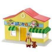 tienda de juguetes y figura de bob - bob y sus amigos