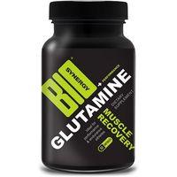 bote de l-glutamina bio-synergy 90 capsulas - 90 capsules na