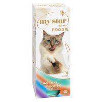 my star mousse 30 x 90 g comida humeda para gatos - pack ahorro - my star is a rocker con pollo