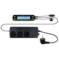 trixie termostato e higrostato digital 16x4 cm 76125