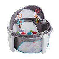 fisher- price  cesta de viaje para bebes