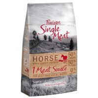 purizon single meat adult con caballo y batata - 2 x 12 kg - pack ahorro
