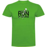 camisetas run to the death