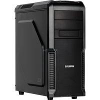 z3 carcasa de ordenador midi-tower negro cajas de torre