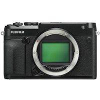 fujifilm gfx-50r cuerpo milc 514 mp 8256 x 6192 pixeles negro
