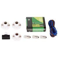 kit escolar de electricidad con bombillas y casquillos