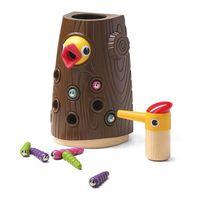 top b right toys alimenta al pajaro carpintero