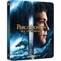 percy jackson sea of monsters - steelbook de edicion limitada incluye blu-ray 3d 2d y copia ultravioleta