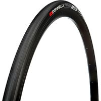 donnelly strada lgg 60tpi sc road tyre - negro - 700c negro