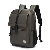 coolbell 156 inch mochila de gran capacidad al aire libre impermeable laptop para empresas bolsa
