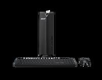 acer aspire xc ordenador de sobremesa  xc-895  negro