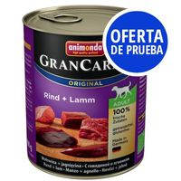 pack mixto animonda grancarno original adult 6 x 800 g - pack surtido 2