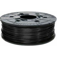 xyzprinting rfplcxus01a material de impresion 3d acido polilactico pla negro 600 g