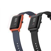 mijobs pet pelicula protectora de pantalla para correa de reloj inteligente de version juvenil amazfit