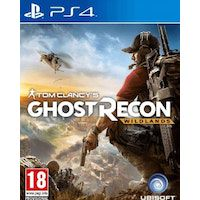 ubisoft tom clancys ghost recon wildlands ps4 video juego playstation 4 basico frances