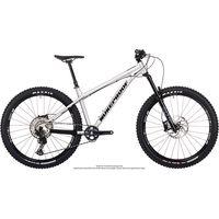 bicicleta nukeproof scout 275 pro slx 2021 - brushed alloy - xl brushed alloy