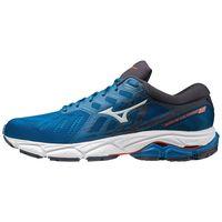 mizuno zapatillas running wave ultima 12 eu 42 mykonos blue  wan blue  india ink