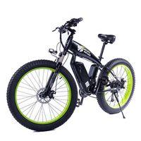 smlro s10 48v 13ah 500w 26in neumatico gordo ciclomotor electrico bicicleta 35 km  h velocidad maxima bicicleta electri