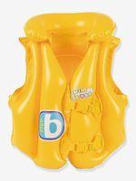 chaleco de natacion inflable wdk swin safe amarillo medio liso