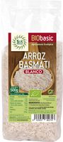 solnatural arroz basmati blanco bio 500 g