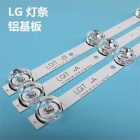 3pcslot original backlight ledstrip replacement bars for lglc320due hc320dxn nc320dxn lc320dxe fga6 32 inch tv led backlight
