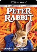 peter rabbit - 4k uhd  blu ray -