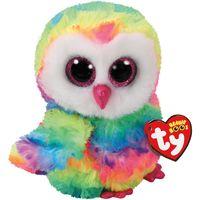 owen animales de juguete multicolor felpa peluches