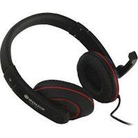 woxter i-headphone pc 780 negro rojo supraaural a