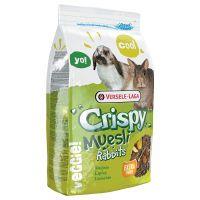 versele-laga crispy muesli para conejos - 275 kg