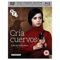 cria cuervos dual format edition