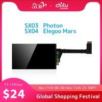 ls055r1sx03 lcd screen sx04 for photon elegoo mars 3d printer parts with protector mipi to sharp03 for elegoo mars pro photon