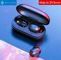 haylou gt1 tws fingerprint touch bluetooth hd stereo wireless headphone noise cancelling headphones