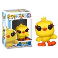 figura pop disney toy story 4 ducky