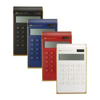 electronica solar dual power calculator ultra thin 10 digitos funcion estandar para office escuela uso