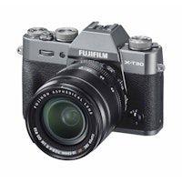 fujifilm x -t30  xf 18-55mm cuerpo milc 261 mp cmos 6240 x 4160 pixeles antracita