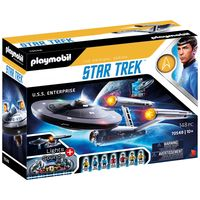 playmobil star trek uss enterprise limited edition collectible toy 70548