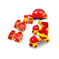 avigo - set patines rojo