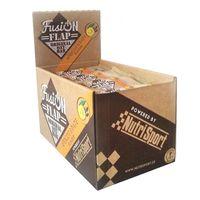 fusion flap albaricoque bar caja 24 unidades