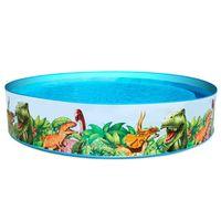 bestway piscina dinosaur filln fun
