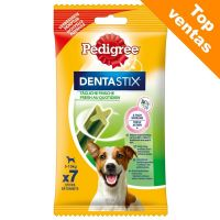 pedigree dentastix fresh frescor diario - perros pequenos 100  12 gratis