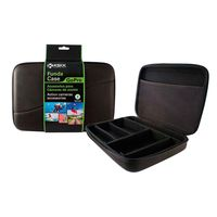 ksix transport for gopro accessories and small sport cameras one size black