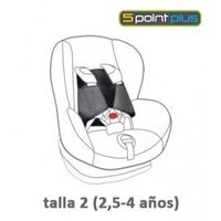 chaleco de seguridad 5 point plus