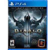 activision diablo iii ultimate evil edition ps4 video juego basico  complemento  dlc playstation 4 ingles