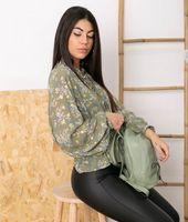 blusa lioba - verde